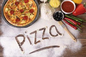 Pizze e focacce gourmet