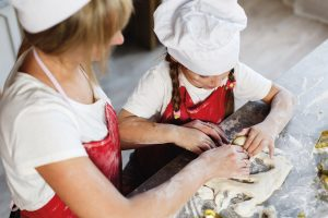 Cucina a 4 Mani - Mamma cuciniamo insieme