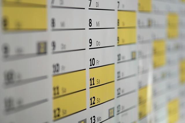 Calendario Fiscale 2019.Agosto 2019 Lo Scadenzario Fiscale Del Mese Confcommercio
