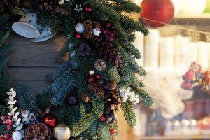 Natale in vetrina